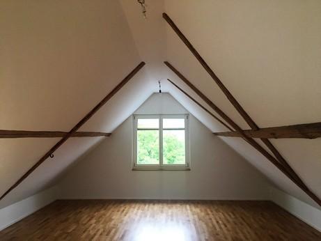 Attikawohnung, 2. Dachgeschoss