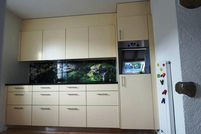 Küche Spannplatte beschichtet