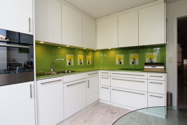 Küche Spannplatte belegt