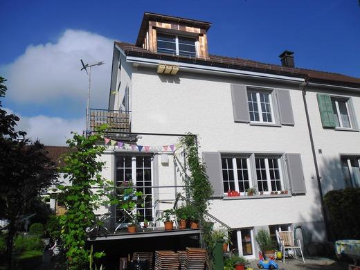 Sanierung Dachgeschoss mit Gaube