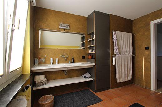 Badezimmermöbel Birkensperrholz