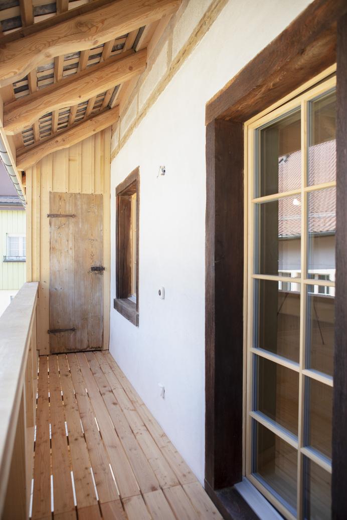 Totalsanierung Wohnhaus und Ökonomiegebäude